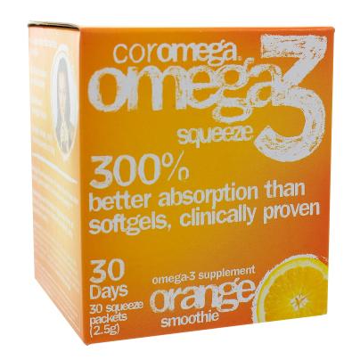 Omega-3 Squeeze Orange product image
