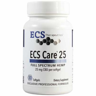 ECS Care™ 25mg - ECS Therapeutics