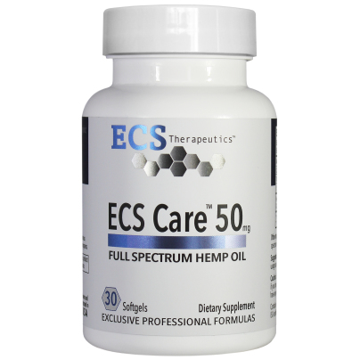 ECS Care™ 50mg - ECS Therapeutics