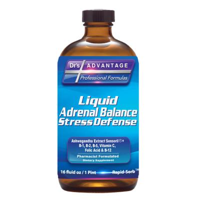Liquid Adrenal Balance and Stress Defense product image