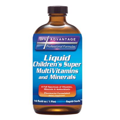 Liquid Childrens Super MultiVitamins and Minerals product image