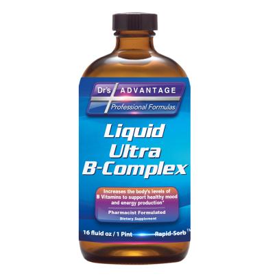 Liquid Ultra B-Complex product image