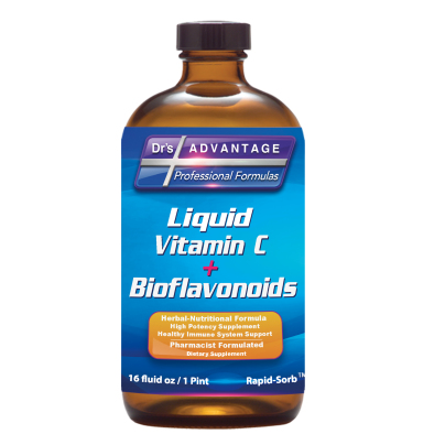 Liquid Vitamin C + Bioflavonoids - Dr's Advantage