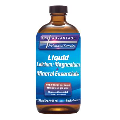 Liquid Calcium-Magnesium + Minerals product image