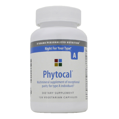 Phytocal Multimineral (Blood Type A) product image