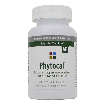 Phytocal Multimineral (Blood Type AB) product image