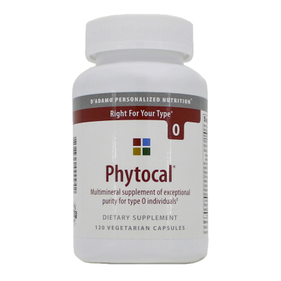 Phytocal Mineral Formula (Type O) product image