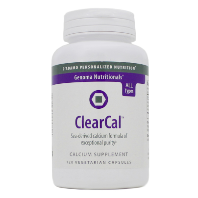 ClearCal - D'Adamo Personalized Nutrition