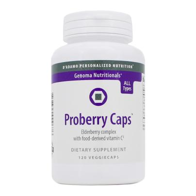 ProBerry Caps - D'Adamo Personalized Nutrition