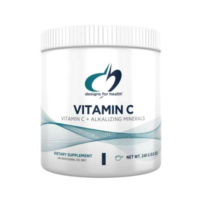 Vitamin C Buffered Powder - Designs for Health