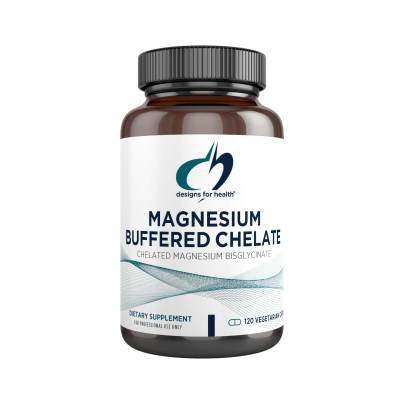 Magnesium Buffered Chelate - Designs for Health