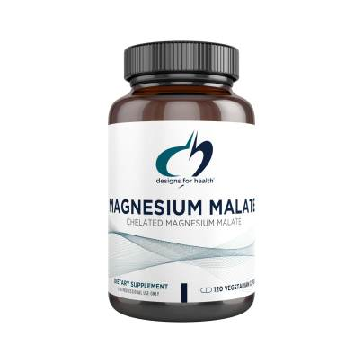 Magnesium Malate - Designs for Health