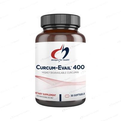 Curcum-Evail® - Designs for Health
