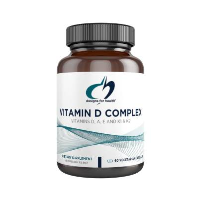 Vitamin D Complex - Designs for Health