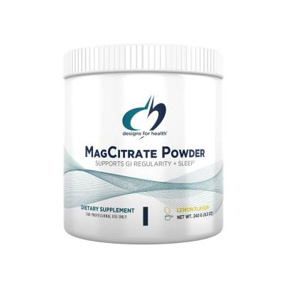 MagCitrate Powder - Designs for Health