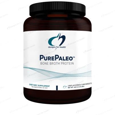 PurePaleo Protein Unflavored - Designs for Health