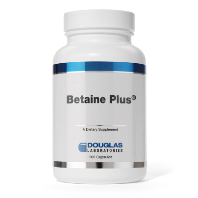 Betaine Plus, Douglas Labs, Wholesale Distributor - Natural