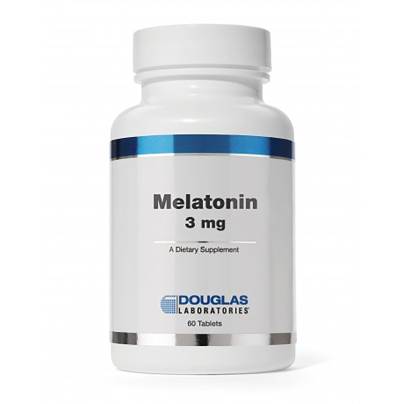 Melatonin (3mg) - Douglas Labs