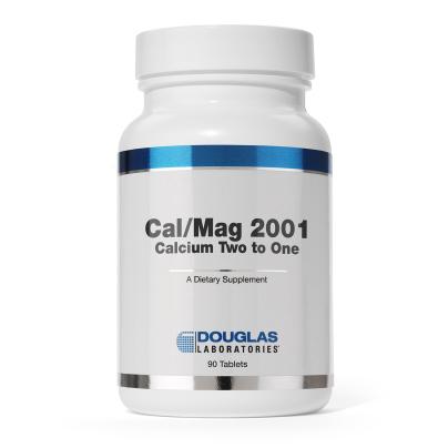 Cal/Mag 2001 - Douglas Labs