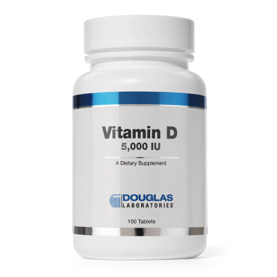 Vitamin D 5,000 i.u. - Douglas Labs