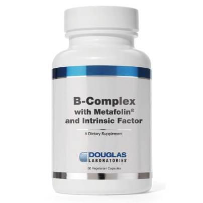 B Complex w/Metafolin product image