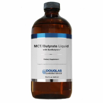 MCT/Butyrate Liquid with SunButyrate™ - Douglas Labs