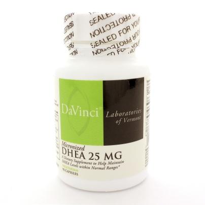 DHEA (micronized) 25mg product image