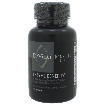 Enzyme Benefits - DaVinci Labs
