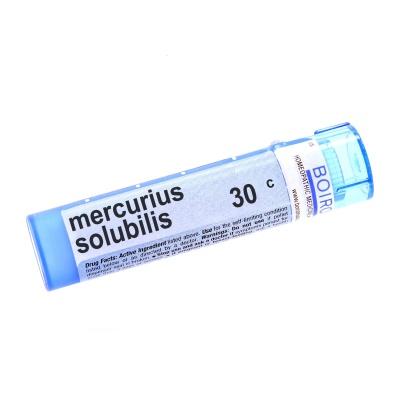 Mercurius Solubilis 30c product image