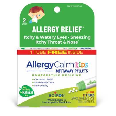 RhinAllergy Kids Pellets® - Boiron Homeopathics