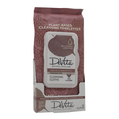 DeVita Cleansing Cloths product image