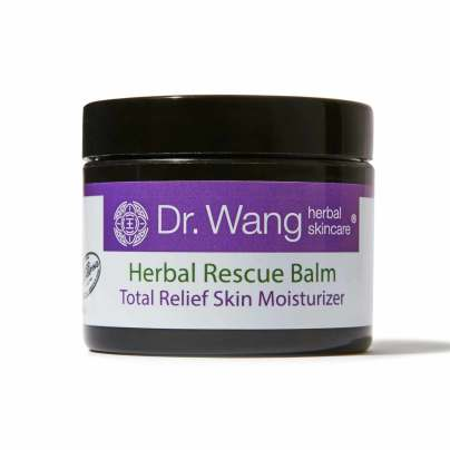 Herbal Rescue Balm - Total Relief Skin Moisturizer product image