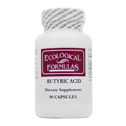 Butyric Acid 300mg - Ecological Formulas/Cardiovascular Research