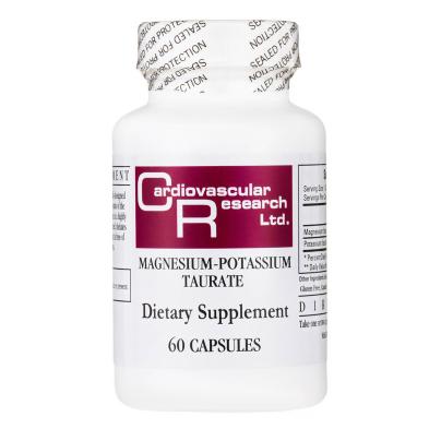 Magnesium/Potassium Taurate - Ecological Formulas/Cardiovascular Research