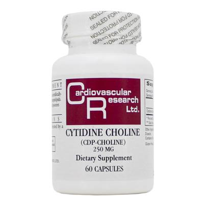 Cytidine Choline/CDP 250mg product image