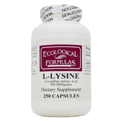 L-Lysine 500mg product image