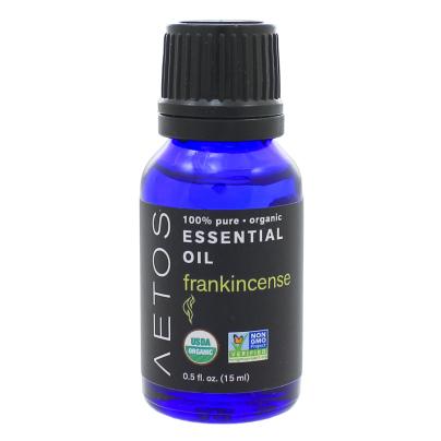 Frankincense Essential Oil 100% Pure, Organic, Non-GMO - Aetos Essential Oils