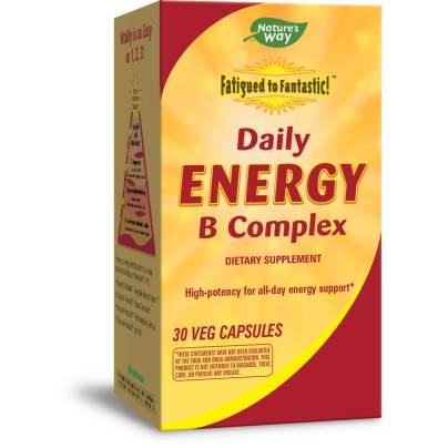 Daily Energy B Complex (Fatigued to Fantastic) product image