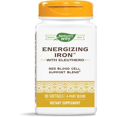 Energizing Iron w/Eleuthero product image