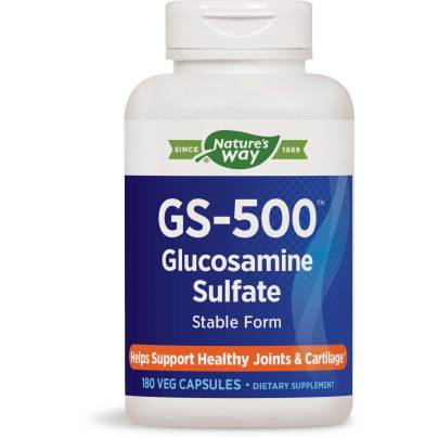 GS-500 - Enzymatic Therapy