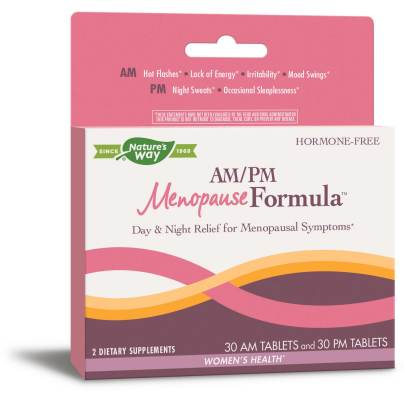 AM/PM Menopause Formula™ - Enzymatic Therapy