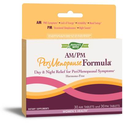 AM/PM PeriMenopause Formula™ - Enzymatic Therapy