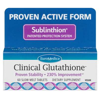 Clinical Glutathione™ - EuroMedica