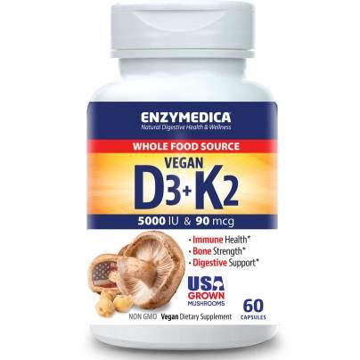 Vegan Vitamin D3+K2 product image