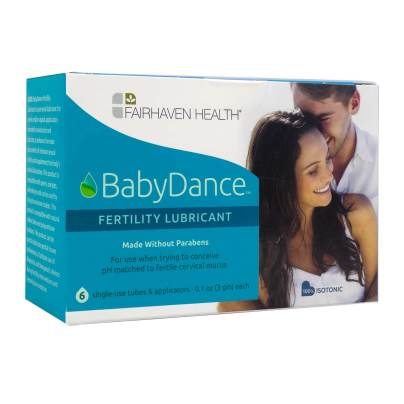 BabyDance Fertility Lubricant product image