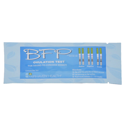 BFP Ovulation Test Strips for Fertility product image