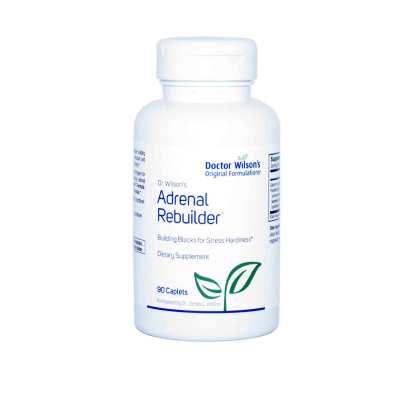 Adrenal Rebuilder - Doctor Wilson's Original Formulations