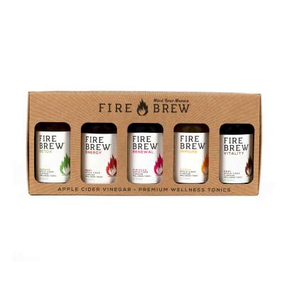 Fire Brew Signature Blend Sampler Box product image