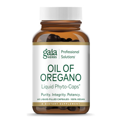 Oil of Oregano Capsules product image
