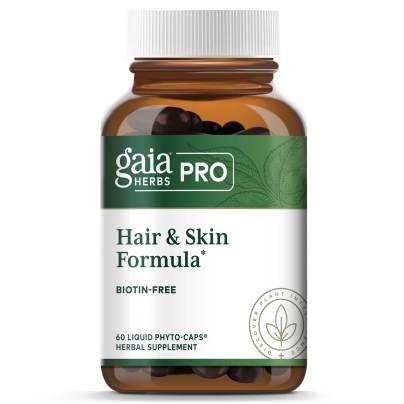 Skin and Nail Support Capsules product image